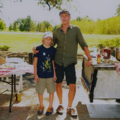Bill Allen and Son FYP Golf 2015