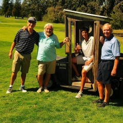 Guenther and Friends FYP Golf 2015