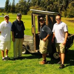 Team Mike Riley FYP Golf 2015